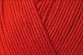 essentials cotton 4 ply shade 4 red